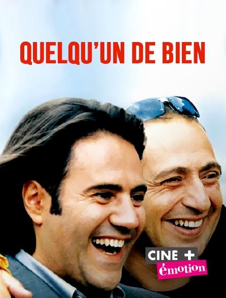 Ciné+ Emotion - Quelqu'un de bien