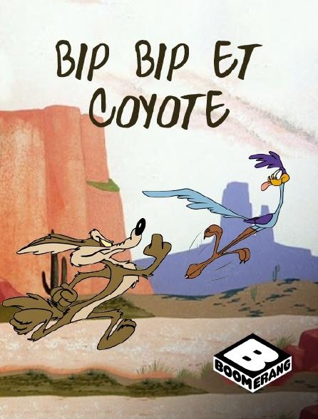 Boomerang - Bip Bip et Vil Coyote