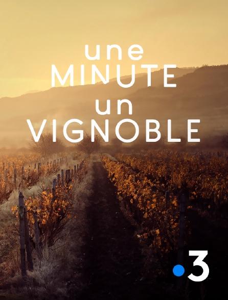 France 3 - Une minute, un vignoble
