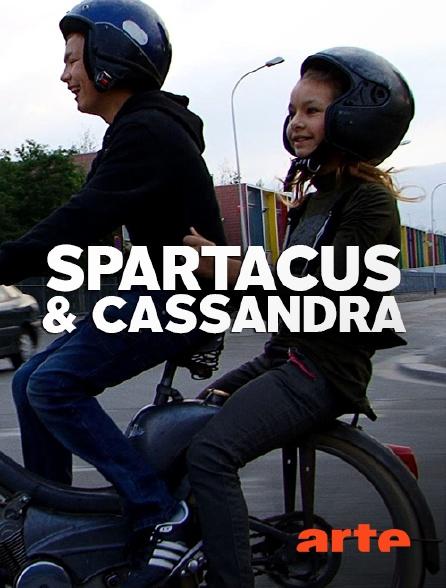 Arte - Spartacus & Cassandra