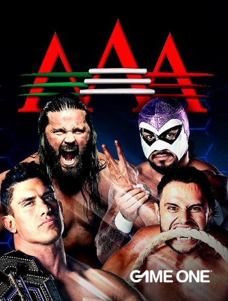 Game One - AAA Wrestling