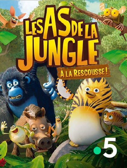 France 5 - Les as de la jungle à la rescousse