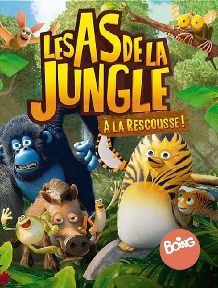 Boing - Les as de la jungle à la rescousse