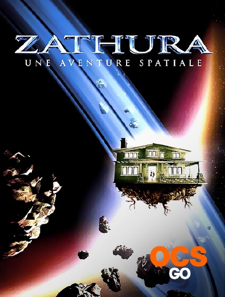 OCS Go - Zathura : une aventure spatiale