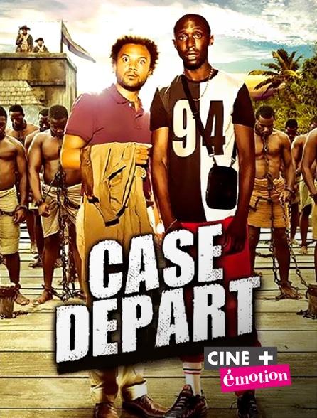 Ciné+ Emotion - Case départ