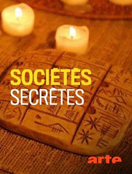"""Résultat de recherche d'images pour """"arte les société secrètes"""""""