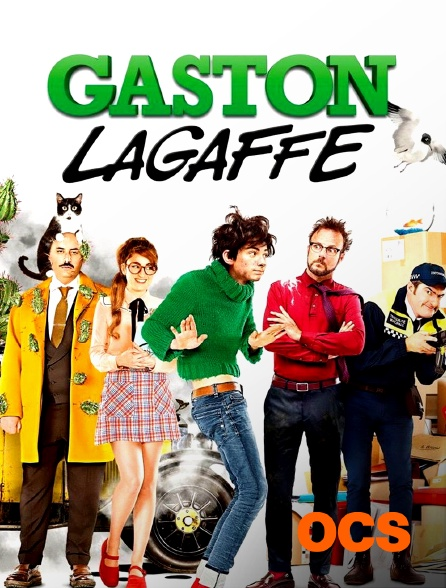 OCS - Gaston Lagaffe