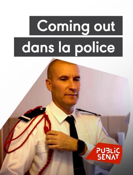 Public Sénat - Coming out dans la police