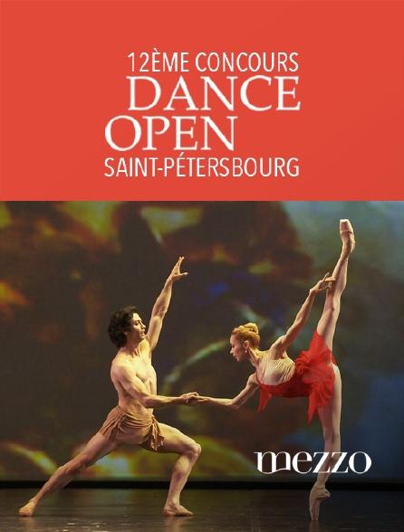 Mezzo - 12e concours Dance Open de Saint-Pétersbourg