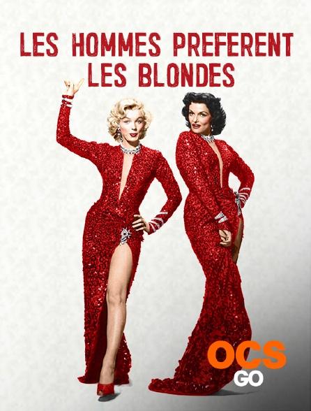 OCS Go - Les hommes préfèrent les blondes
