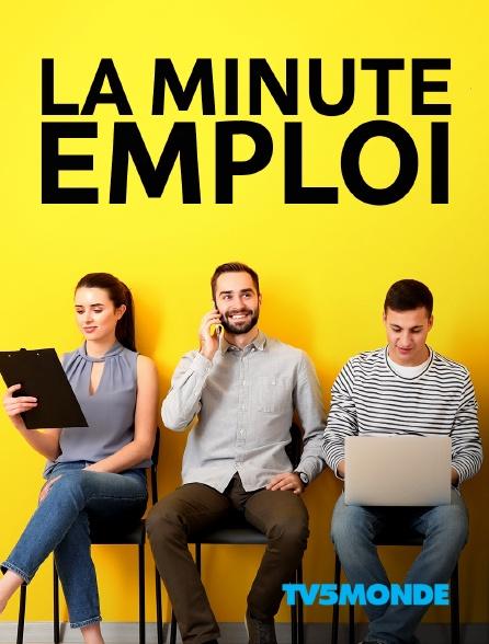 TV5MONDE - Une minute pour l'emploi