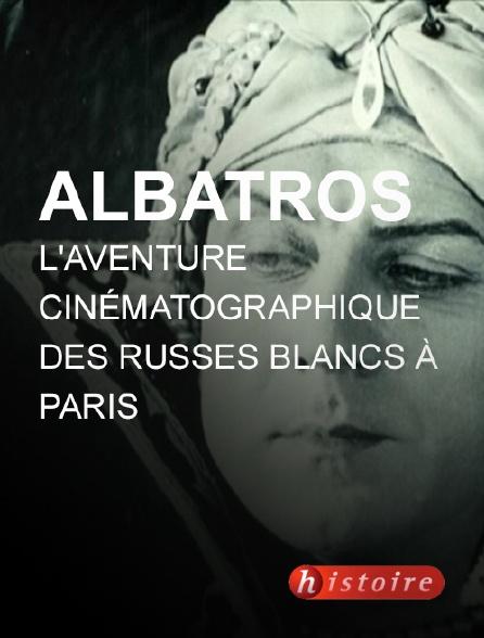 Histoire - Albatros, l'aventure cinématographique des Russes blancs à Paris