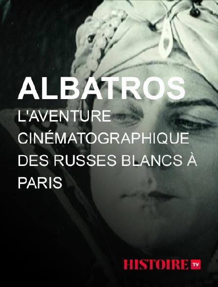HISTOIRE TV - Albatros, l'aventure cinématographique des Russes blancs à Paris