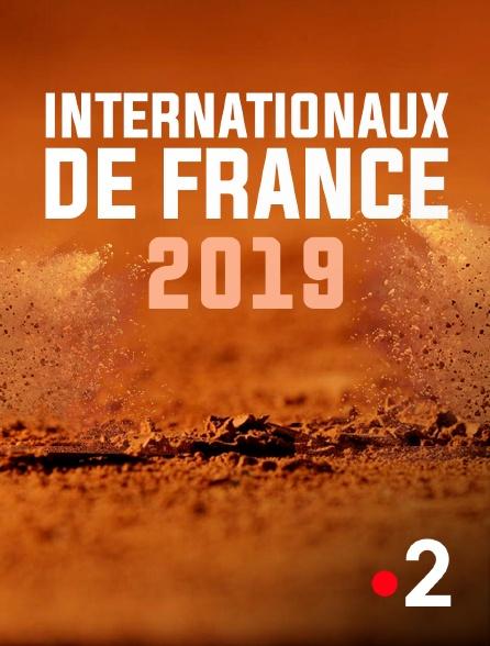 France 2 - Internationaux de France en replay