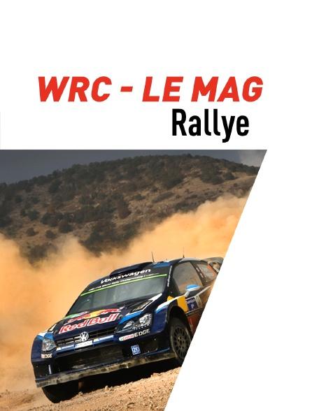 WRC, le mag