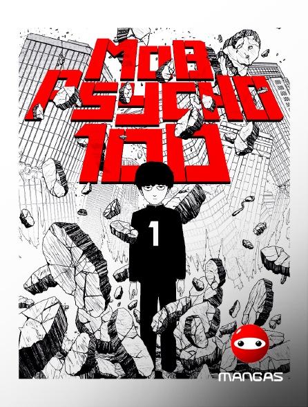 Mangas - Mob Psycho 100
