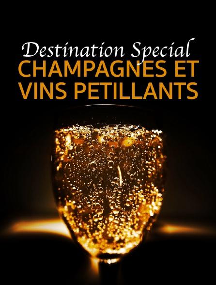 Destination Special : Champagnes Et Vins Petillants