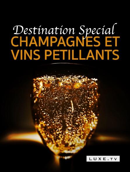Luxe TV - Destination Special : Champagnes Et Vins Petillants