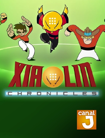 Canal J - Xiaolin Chronicles