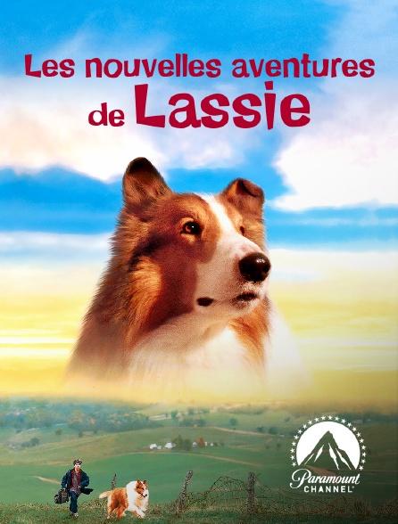 Paramount Channel - Les nouvelles aventures de Lassie