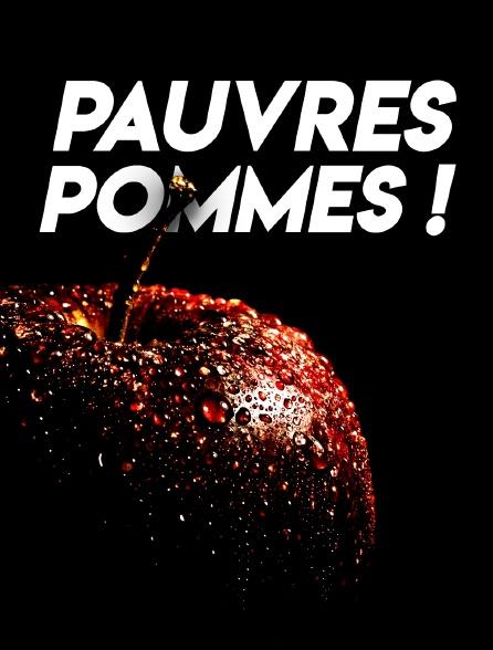 Pauvres pommes !