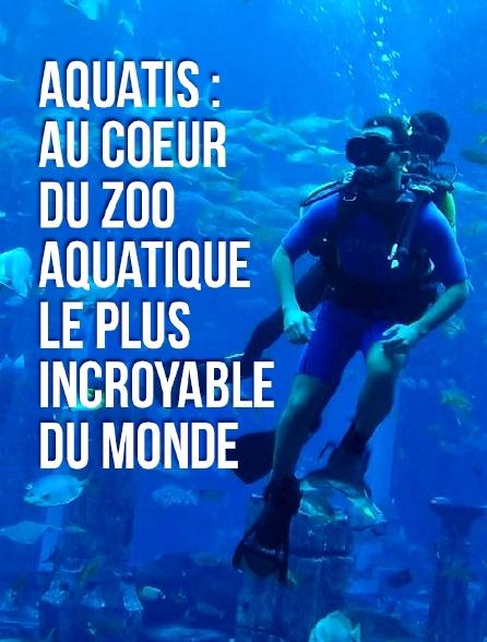Aquatis : au coeur du zoo aquatique le plus incroyable du monde