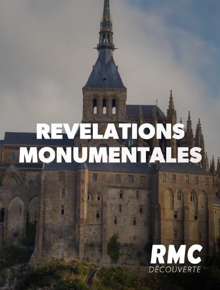 RMC Découverte - Révélations monumentales