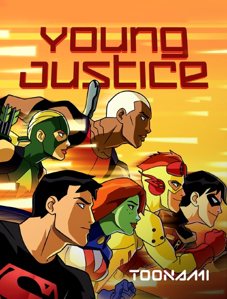 Toonami - Young Justice