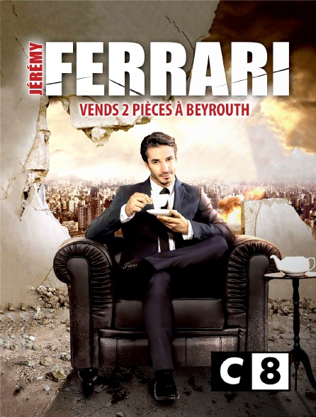 C8 - Jérémy Ferrari : Vends 2 pièces à Beyrouth