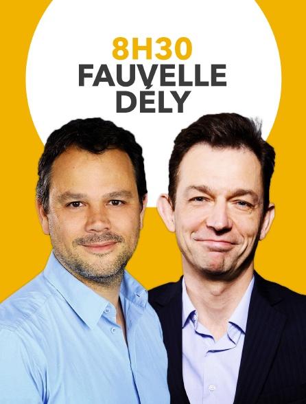 8h30 Fauvelle / Dély