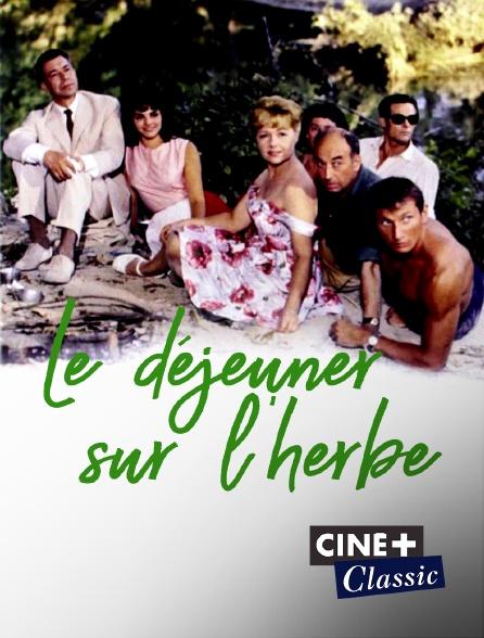 Ciné+ Classic - Le déjeuner sur l'herbe