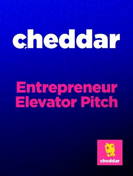Cheddar - Entrepreneur Elevator Pitch
