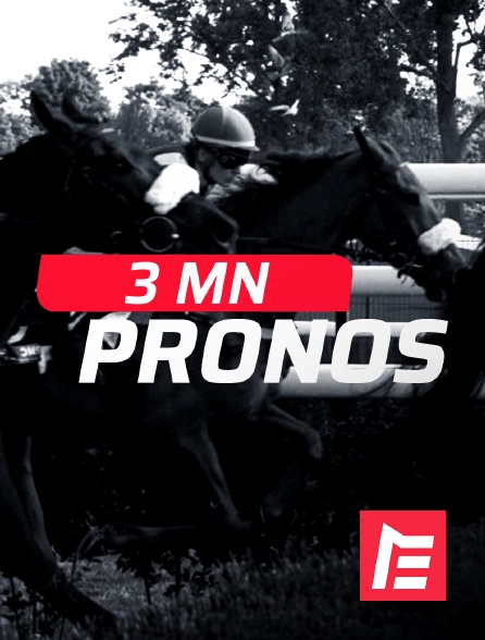 Equidia - 3 mn pronos