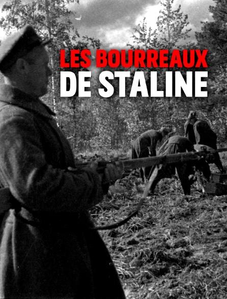 Les bourreaux de Staline