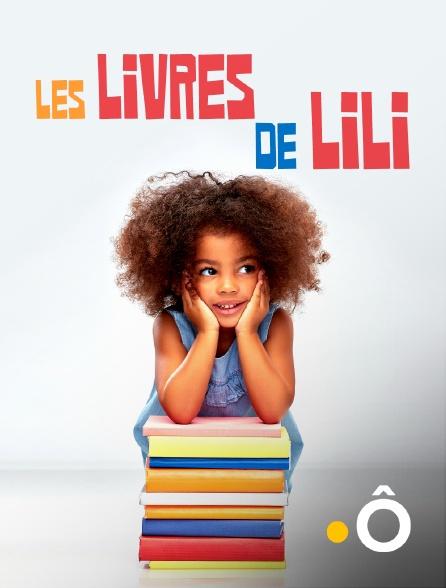 France Ô - Les livres de Lili