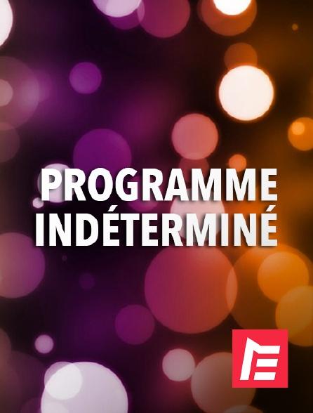 Equidia - Programme Indéterminé