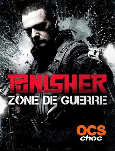OCS Choc - Punisher : Zone de guerre