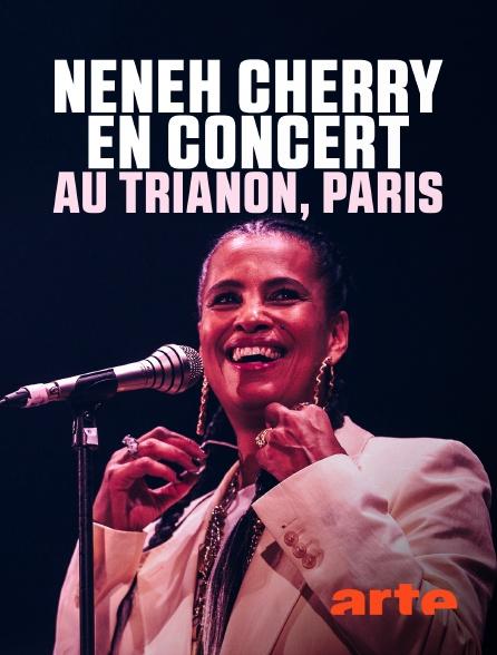 Arte - Neneh Cherry en concert au Trianon, Paris