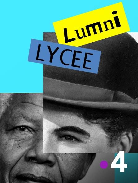 France 4 - Les cours Lumni - Lycée
