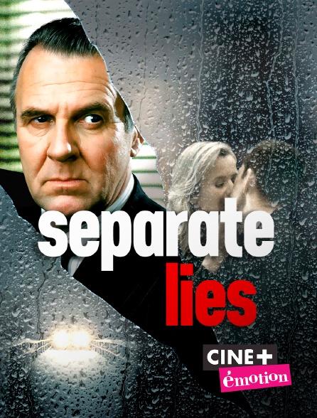 Ciné+ Emotion - Separate Lies