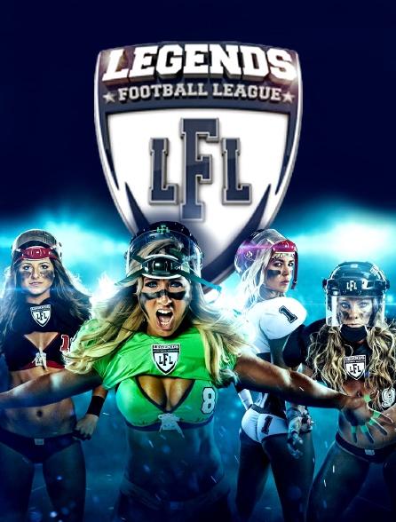 Legends Football League 2018