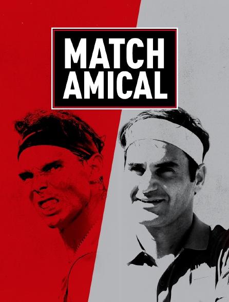Tennis : Match amical - Federer / Nadal