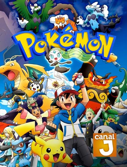 Canal J - Pokémon Noir & Blanc