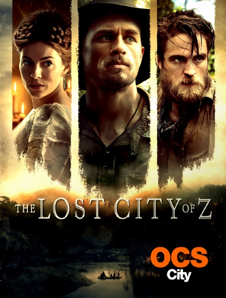OCS City - The Lost City of Z