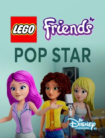 Disney Channel +1 - LEGO Friends Pop Star, le concert de l'année