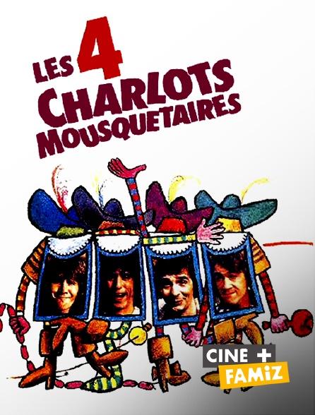 Ciné+ Famiz - Les quatre Charlots mousquetaires