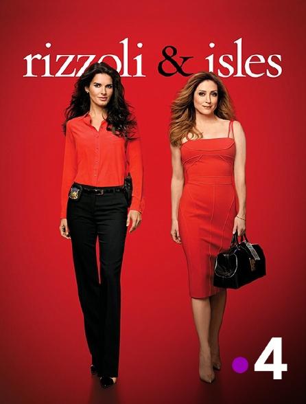 France 4 - Rizzoli & Isles