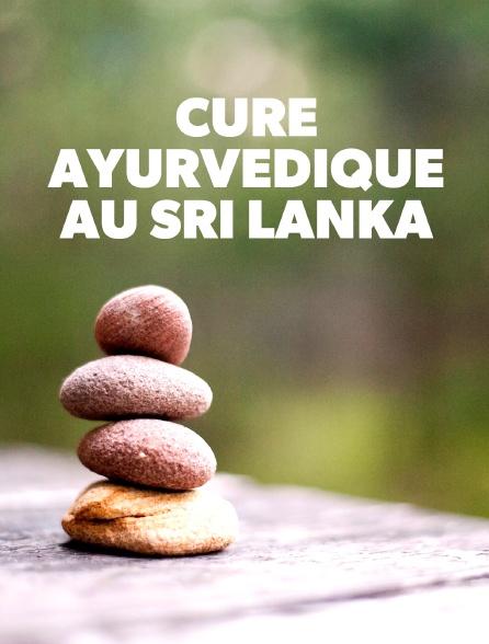 Cure ayurvédique au Sri Lanka