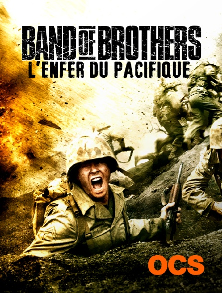 OCS - Band of Brothers : l'enfer du Pacifique