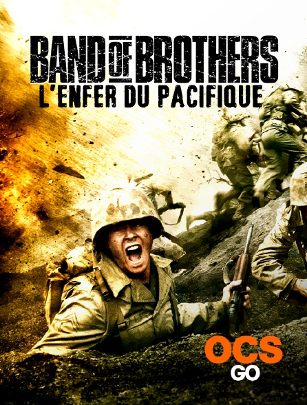 band of brothers lenfer du pacifique